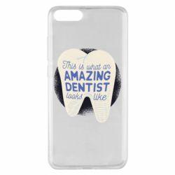 Чохол для Xiaomi Mi Note 3 Amazing Dentist