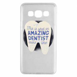 Чохол для Samsung A3 2015 Amazing Dentist