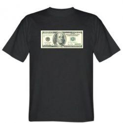 Футболка Американский Доллар