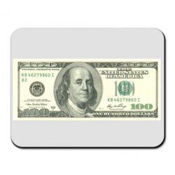 Коврик для мыши Американский Доллар - FatLine