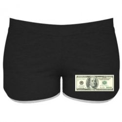 Жіночі шорти Американський Долар