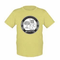 Дитяча футболка AMG