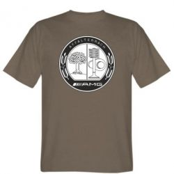Мужская футболка AMG - FatLine