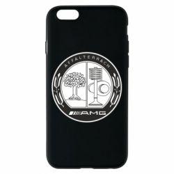 Чохол для iPhone 6/6S AMG