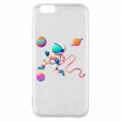 Чохол для iPhone 6/6S Аmong the planets