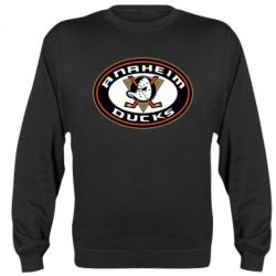 Реглан (свитшот) Anaheim Ducks Logo - FatLine