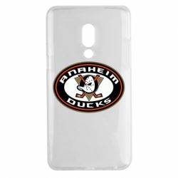 Чехол для Meizu 15 Plus Anaheim Ducks Logo - FatLine