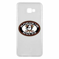 Чехол для Samsung J4 Plus 2018 Anaheim Ducks Logo - FatLine