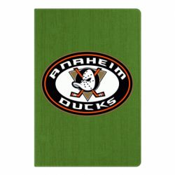 Блокнот А5 Anaheim Ducks Logo - FatLine