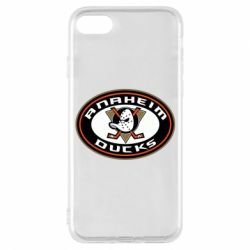 Чехол для iPhone 7 Anaheim Ducks Logo - FatLine