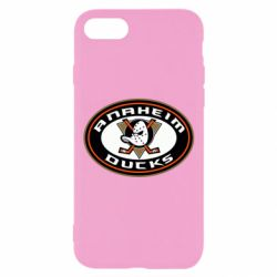 Чехол для iPhone 8 Anaheim Ducks Logo - FatLine