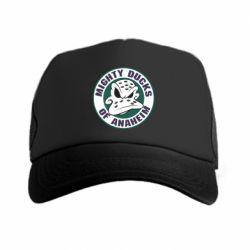 Кепка-тракер Anaheim Mighty Ducks Logo