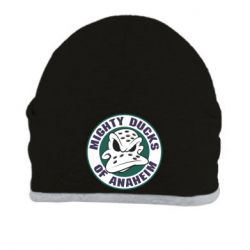 Шапка Anaheim Mighty Ducks Logo - FatLine