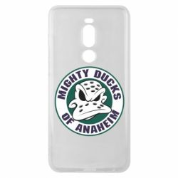 Чехол для Meizu Note 8 Anaheim Mighty Ducks Logo - FatLine