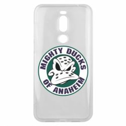Чехол для Meizu X8 Anaheim Mighty Ducks Logo - FatLine