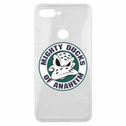 Чехол для Xiaomi Mi8 Lite Anaheim Mighty Ducks Logo