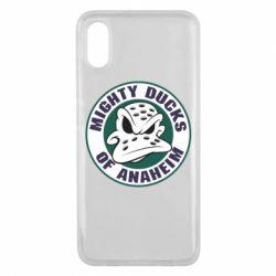 Чехол для Xiaomi Mi8 Pro Anaheim Mighty Ducks Logo