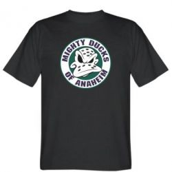 Мужская футболка Anaheim Mighty Ducks Logo