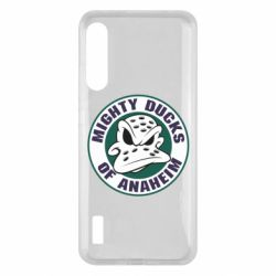 Чохол для Xiaomi Mi A3 Anaheim Mighty Ducks Logo