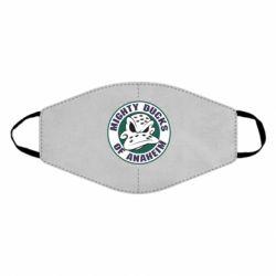 Маска для лица Anaheim Mighty Ducks Logo