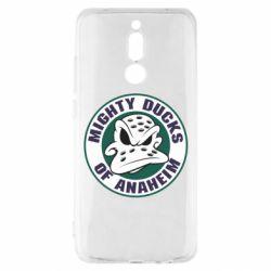 Чехол для Xiaomi Redmi 8 Anaheim Mighty Ducks Logo