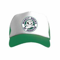 Детская кепка-тракер Anaheim Mighty Ducks Logo