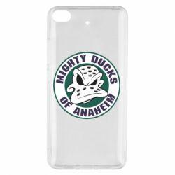Чехол для Xiaomi Mi 5s Anaheim Mighty Ducks Logo