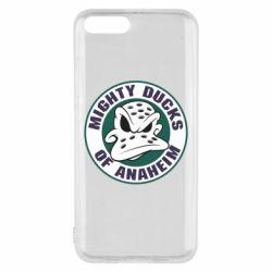 Чехол для Xiaomi Mi6 Anaheim Mighty Ducks Logo