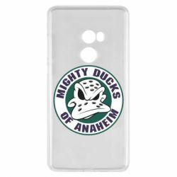 Чехол для Xiaomi Mi Mix 2 Anaheim Mighty Ducks Logo