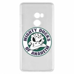 Чехол для Xiaomi Mi Mix 2 Anaheim Mighty Ducks Logo - FatLine