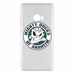Чехол для Xiaomi Mi Note 2 Anaheim Mighty Ducks Logo - FatLine