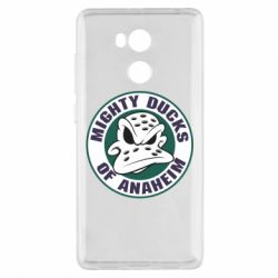 Чехол для Xiaomi Redmi 4 Pro/Prime Anaheim Mighty Ducks Logo - FatLine