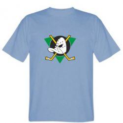 Мужская футболка Anaheim Mighty Ducks - FatLine