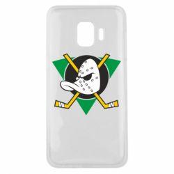 Чехол для Samsung J2 Core Anaheim Mighty Ducks