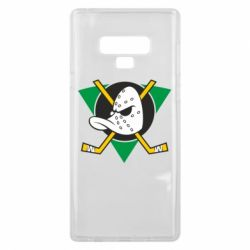 Чехол для Samsung Note 9 Anaheim Mighty Ducks