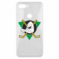 Чехол для Xiaomi Mi8 Lite Anaheim Mighty Ducks