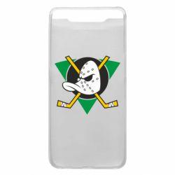 Чехол для Samsung A80 Anaheim Mighty Ducks