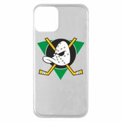 Чехол для iPhone 11 Anaheim Mighty Ducks