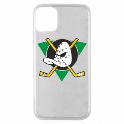 Чехол для iPhone 11 Pro Anaheim Mighty Ducks