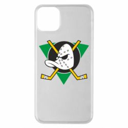 Чехол для iPhone 11 Pro Max Anaheim Mighty Ducks