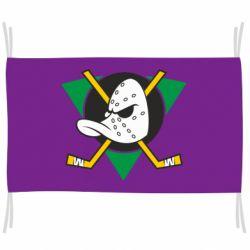 Флаг Anaheim Mighty Ducks
