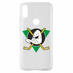 Чехол для Xiaomi Mi Play Anaheim Mighty Ducks
