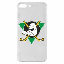 Чехол для iPhone 7 Plus Anaheim Mighty Ducks
