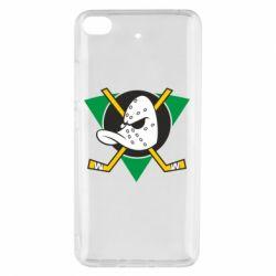Чехол для Xiaomi Mi 5s Anaheim Mighty Ducks