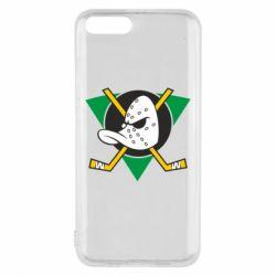 Чехол для Xiaomi Mi6 Anaheim Mighty Ducks