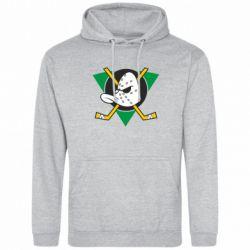 Мужская толстовка Anaheim Mighty Ducks - FatLine