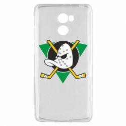 Чехол для Xiaomi Redmi 4 Anaheim Mighty Ducks