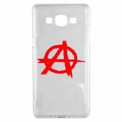 Чехол для Samsung A5 2015 Anarchy