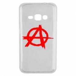 Чехол для Samsung J1 2016 Anarchy