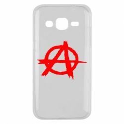 Чехол для Samsung J2 2015 Anarchy